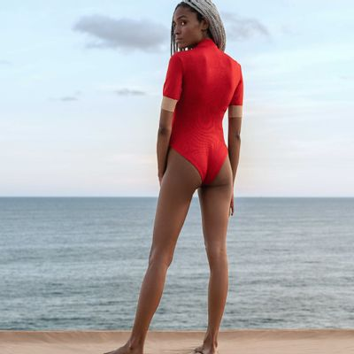 Maiô X Haight Tricot Olimpic Feminino