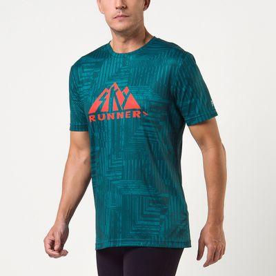 Camiseta Runner Print Masculina